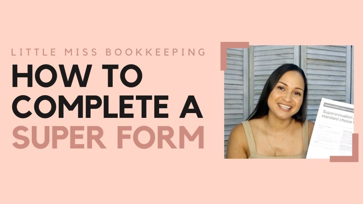 How to complete a Super Form